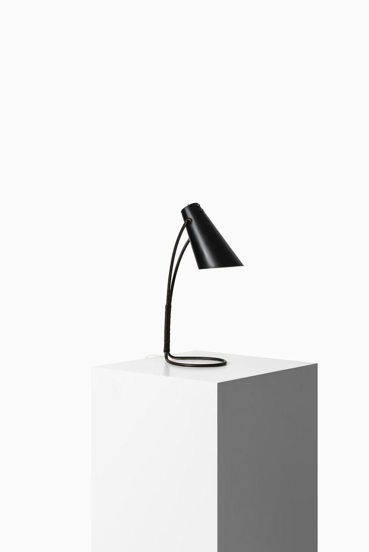 Svend aage holm sørensen table lamp at studio schalling ...