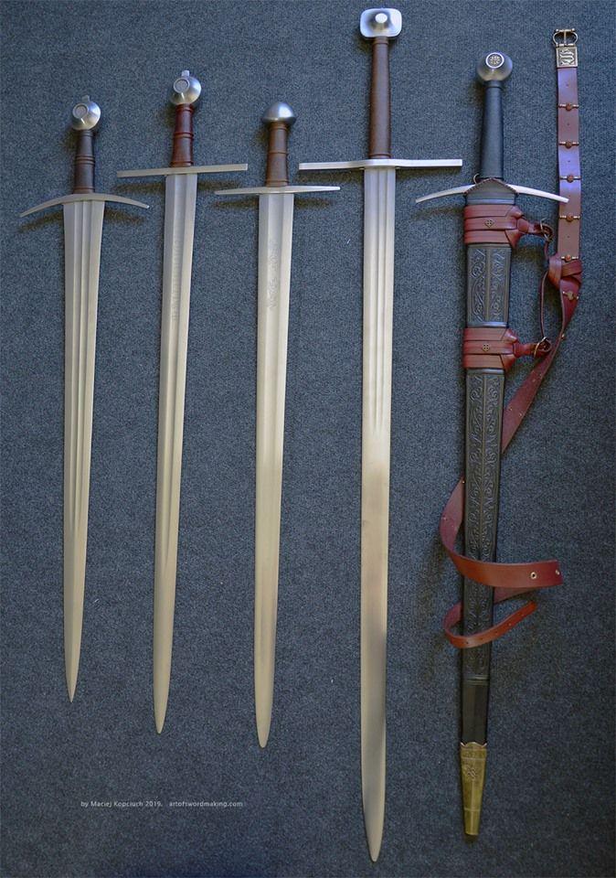 некоторые фотографы мечи средневековья фото этом
