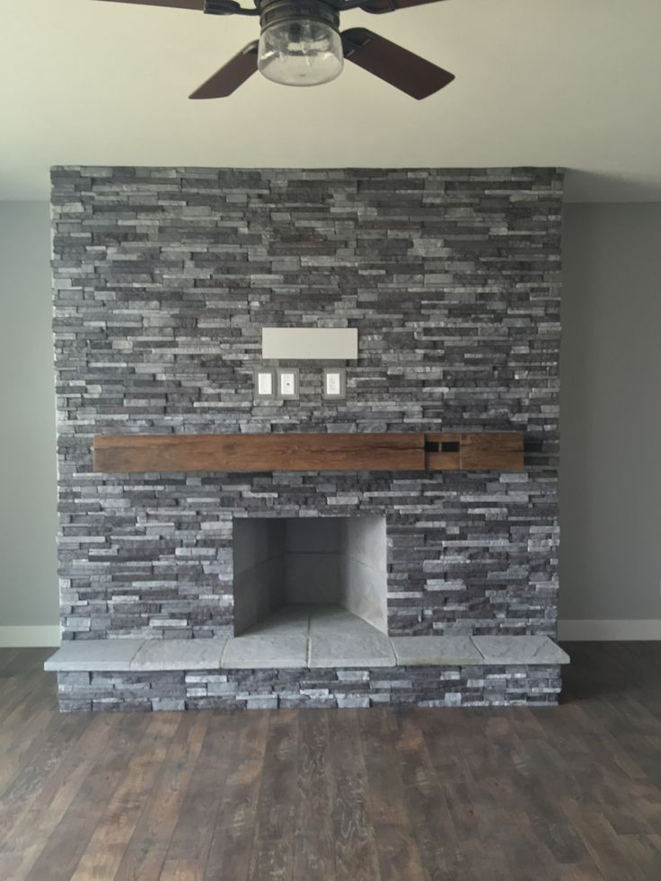 96 best Fireplaces images on Pinterest | Stone fireplaces, Mantles ...