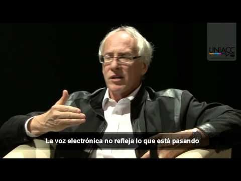 Entrevista a Mark Robert Waldman en UNIACC (English-subtitulada)