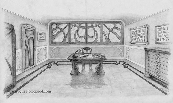Duques - Ilustracion, Diseño & Escenografía: mayo 2007