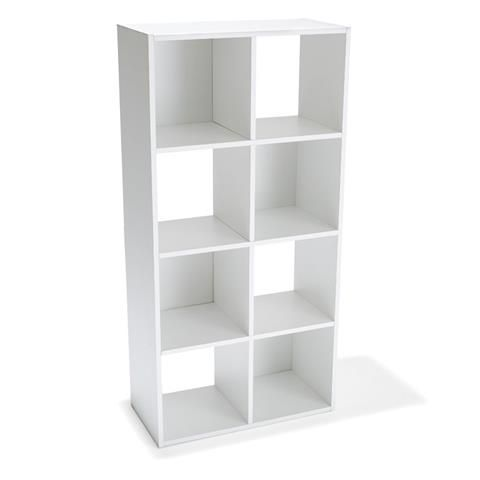 Storage Unit 8 Cube - White $39.00 Kmart