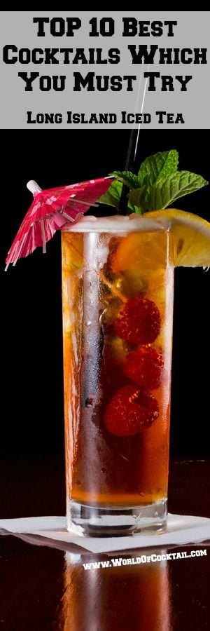 TOP 15 Best Cocktails Which You Must Try