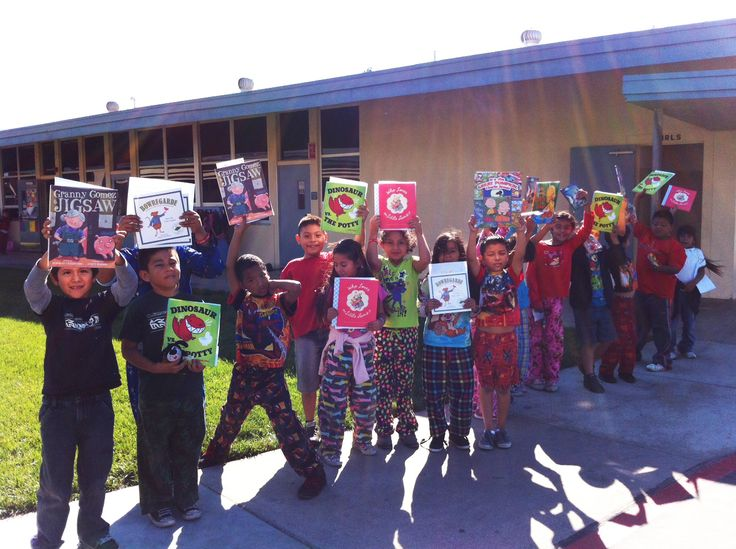 Our readers from Dr. Albert Schweitzer Elementary!