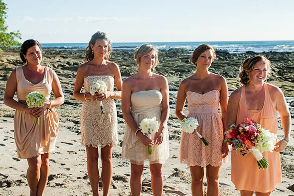 Beach Bridesmaid Dresses If you plan on getting married on the ...