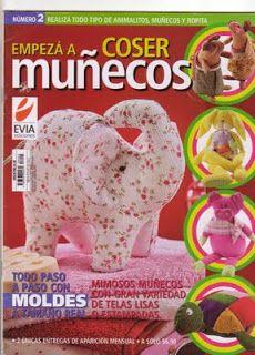revistas descargables gratuitas: muñecos (incluye Tildas!)