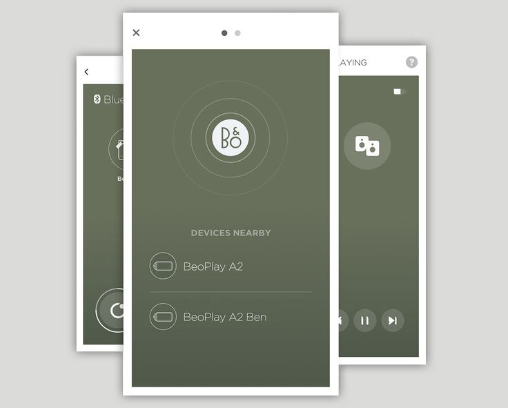 BeoPlay App - Enhance your B&O PLAY experience with the free BeoPlay App.