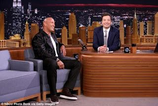 The Rock Dwayne Johnson for President as Iconic actor sets for White House