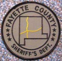 Fayette County Sheriff IL