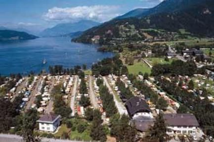 camping brunner am see in dobriach +
