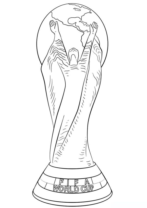 Free Trophy Coloring Pages Printable Coloring Pages Mothers Day Coloring Pages World Map Coloring Page