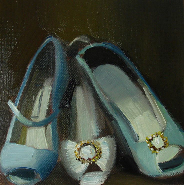 Open Toes by Janet Hill