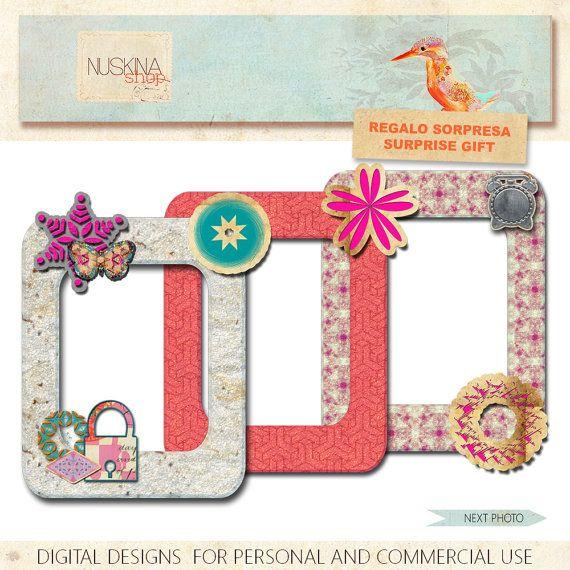 Check out Digital Scrapbooking, craft, crafts, life journal. PNG + jpg. on nuskina