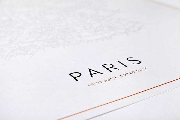 Arctic Avenue Prints - Paris