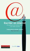 Título: Escribir en internet I Autores: varios I Editorial: Galaxia Gutenberg