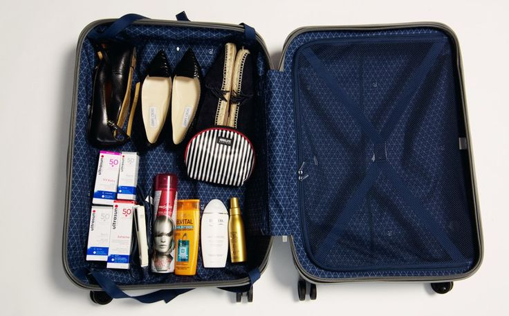 anna frost fafine koffer packen tipps und tricks how to pack Pack Hacks  Wie packe ich meinen Koffer für den Urlaub?
