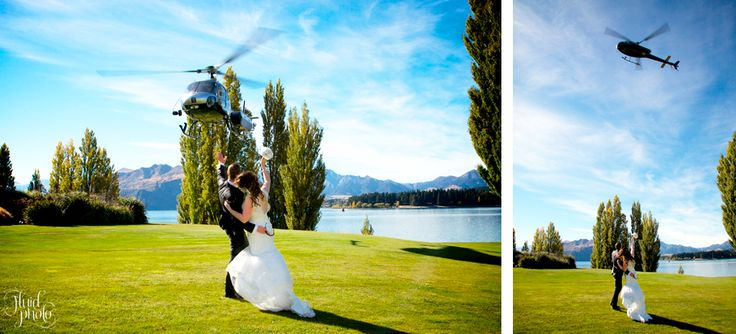 Edgewater Wedding, Wanaka