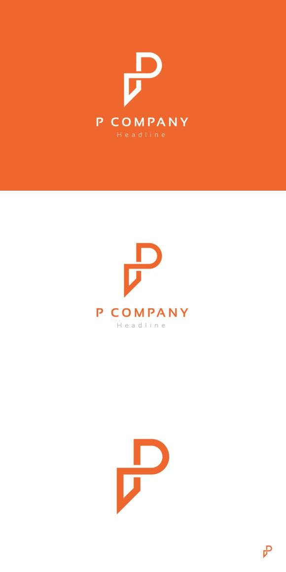 Not knowing what the company does is fine if the logo communicates something unique and it tells me that it is something fresh and different on how they customized the letter P.