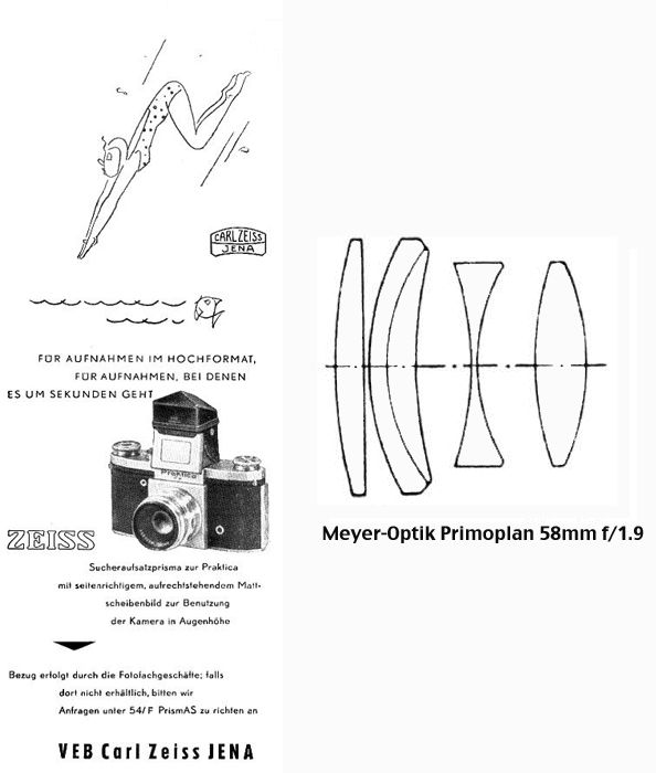 Zeiss aftermarket prism for FX and Primoplan formula