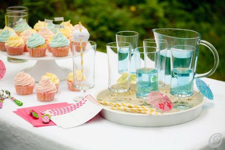 Racconti per immagini :: Addobbi per il compleanno di una ragazzina birthday for kids ideas girls