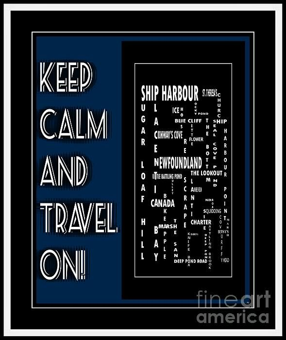 A crossword art piece of the community of Ship Harbour Placentia Bay Newfoundland home of the Atlantic Charter Monument Site ...  sc 1 st  Pinterest & 40 best Crossword Art images on Pinterest | Griffins Fine art ... 25forcollege.com
