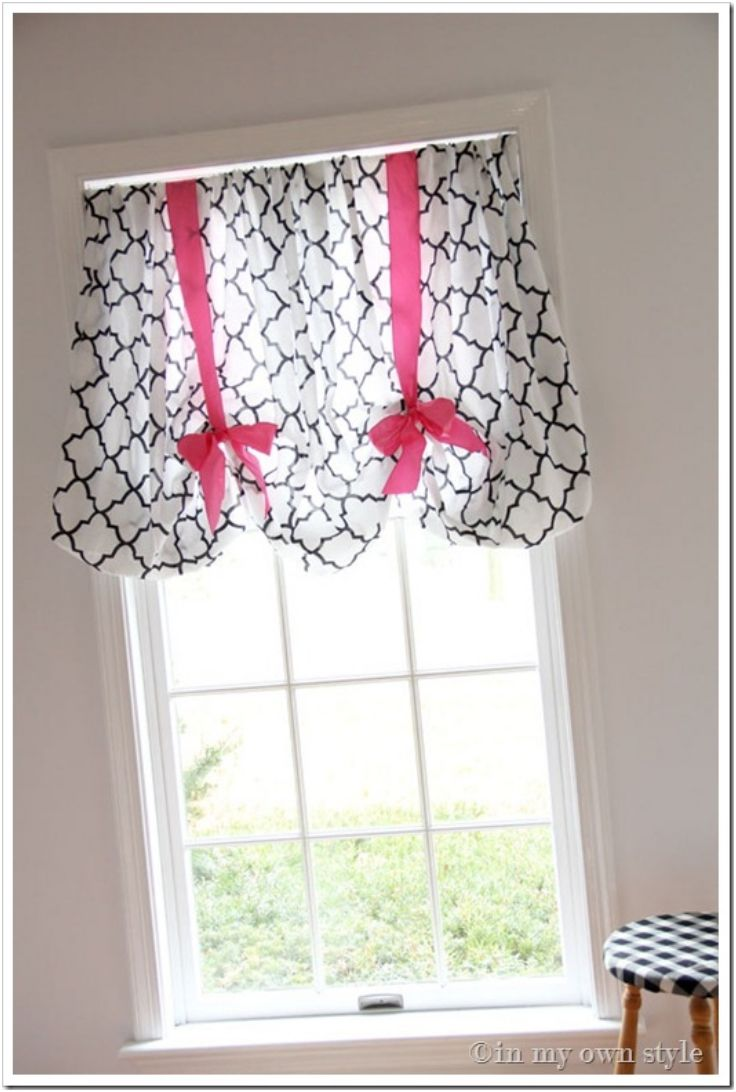 135 best images about Window Bench/Window Treatments on Pinterest