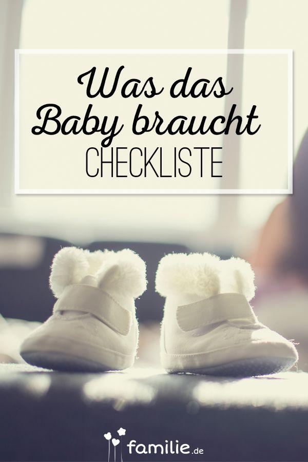 Praktische Checkliste für die Erstaustattung (Bild: iStock)