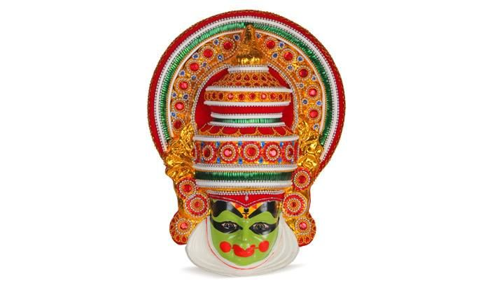 Kathakali has become synonymous with Kerala and a Kathakali mask or model is today considered a symbol of Kerala. Little models representing the Kathakali artist, the mask cast in plaster of Paris or carved out of wood are popular souvenirs.  Please visit: http://tajvoyages.com.au/tour/kerala-tour/  #Tajvoyages #kerala #IncredibleIndia   Courtesy: Kerala Tourism
