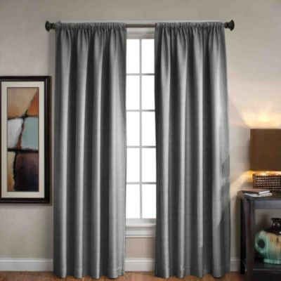Sonoma Rod Pocket Back Tab Window Curtain Panels