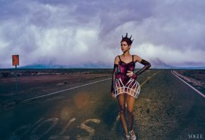 Rihanna TALKS About Chris Brown, Dating And Drugs For VOGUE's 2012 NOVEMBER Issue, GETS SEXY