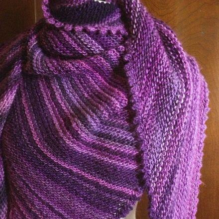 38 best 046.. Shawl Knitting Loom images on Pinterest ...