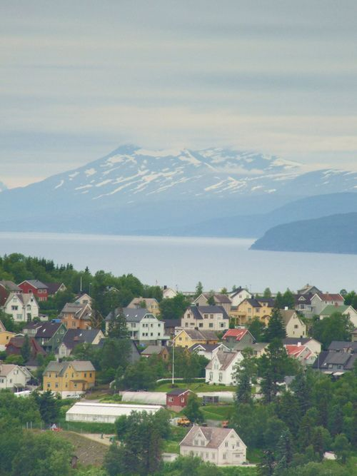 Narvik   Norway been there. One of the most beautiful places in the entire world <3