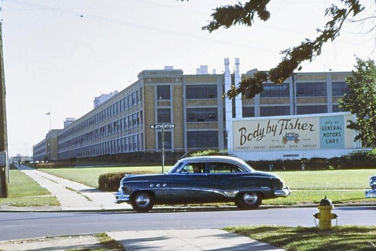Image result for Buick Motor Plant