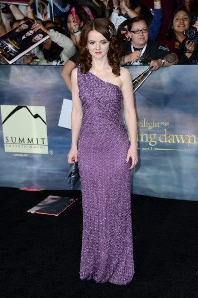 "Marlane Barnes at 'The Twilight Saga: Breaking Dawn - Part 2"" Premiere"