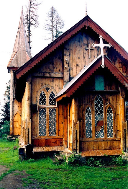 St Mathew's Church Nathiagali by Zain Mankani, via Flickr