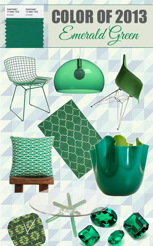 134 Best Emerald Green Home Decore Images On Pinterest