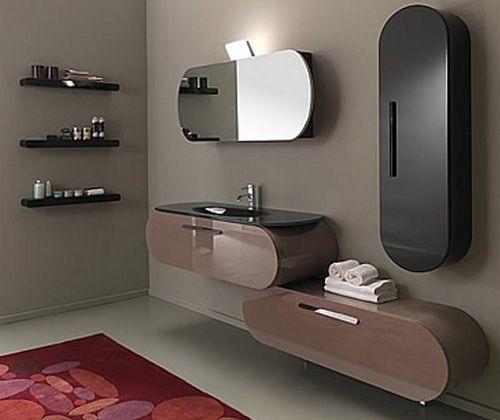 Renkli banyo dekorasyon dolapları tasarımları Banyo-Dolabi-3 – Moda Dekorasyonlar
