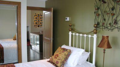 Arnbeg Cottage Kippen Affordable Luxury Contemporary Scottish Holiday Cottage Stirlingshire Central Scotland