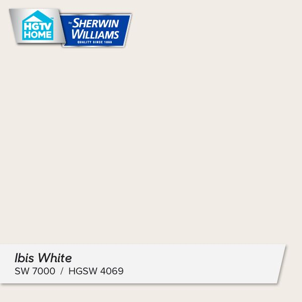 I really like this paint color - Ibis White . What do you think? http://www.hgtvhomebysherwinwilliams.com/color-collection/Fashion-Forward