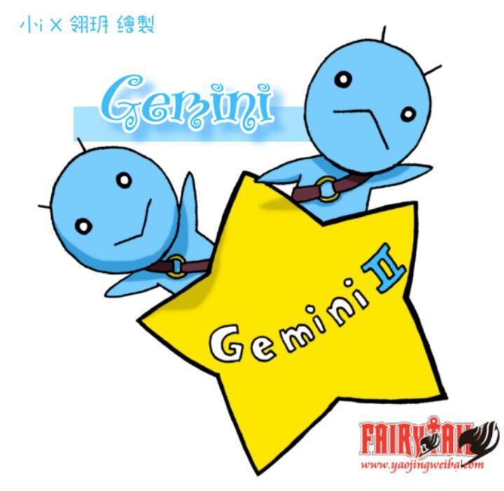 Fairy Tail Gemini Key