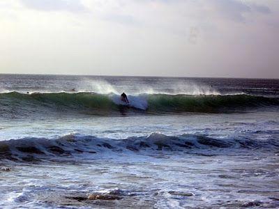 Balinese Travel: Medewi Beach - A Black Sand Beach Paradise For Sur...
