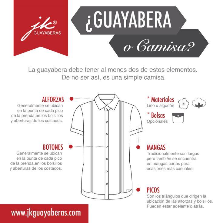 Guayabera o camisa? | Guayabera shirt or just shirt?