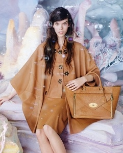 Fashion - Mulberry - spring summer 2013 campaign - 03-01-2013