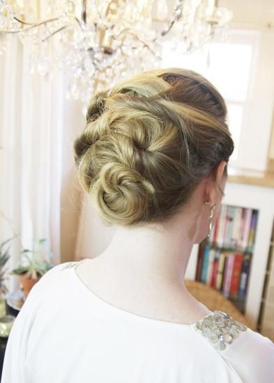 591 best how tos images on pinterest - Chignon moderne 2017 ...