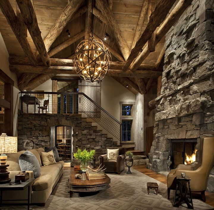 Montana reclaimed wood home. THE PERFECT DREAM HOUSE!!!!!  WOULD NEVER LEAVE HOME!!!!