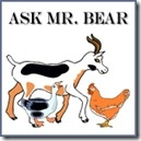 Ask Mr. Bear Printables ~ Free Learning Printables