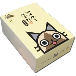 Japanese biscuit package.   Too cute IMPDO