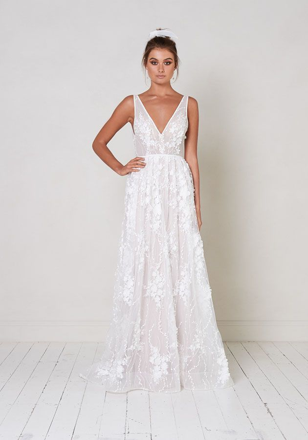 Wedding Dress In Ct.Poppy By Jane Hill Coming August 2018 To Everthine Bride Madison