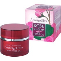 Anti Age ULTRA Face Cream with natural Rose Oil $15.99