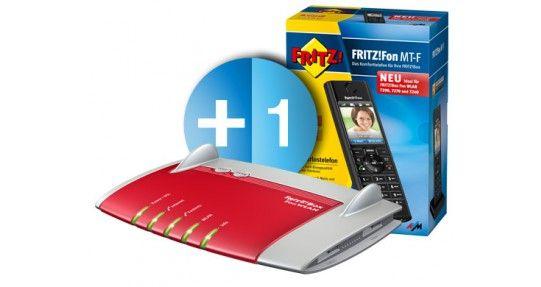 FRITZ!Box 7330 inkl. FRITZ!Fon im Angebot!